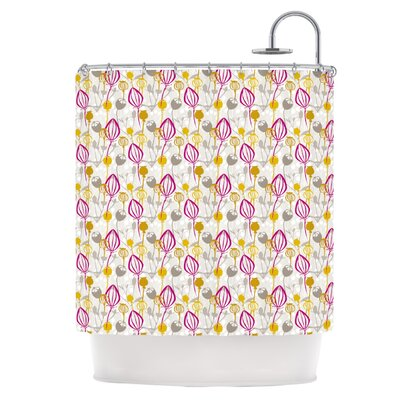 Mulberry Shower Curtain