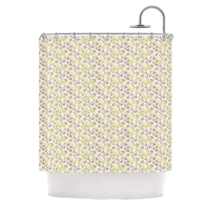 Rhapsody Vine Shower Curtain