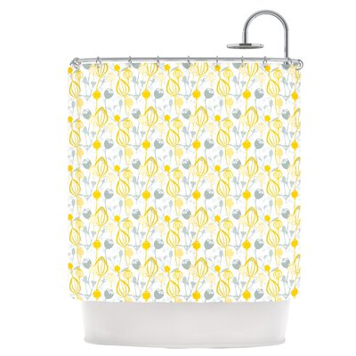 Willow Wisp Shower Curtain