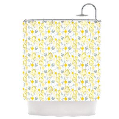 Willow Wisp Shower Curtain