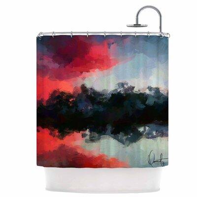 Days of Summer Shower Curtain