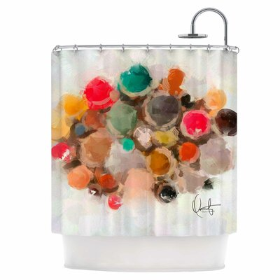 La Maddalena Shower Curtain