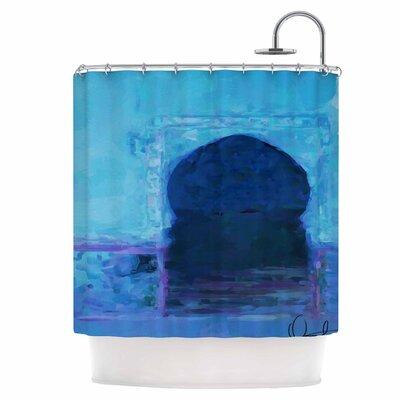 Chefchaouen-City Shower Curtain