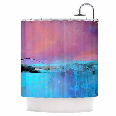 Versailles-Abstract Shower Curtain