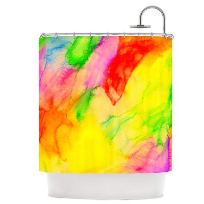 Chemical Lovestory Shower Curtain