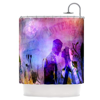 Couple In Love Shower Curtain