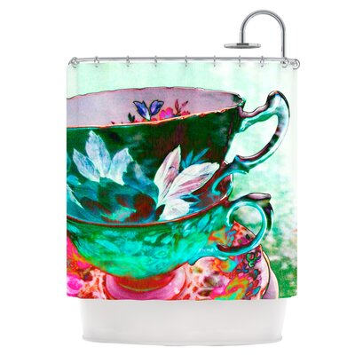 Mad Hatters T-Party IV Shower Curtain