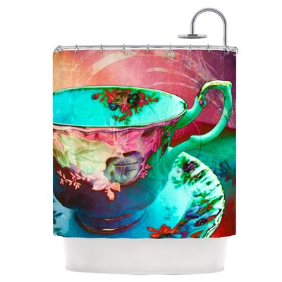 Mad Hatters T-Party VI Shower Curtain