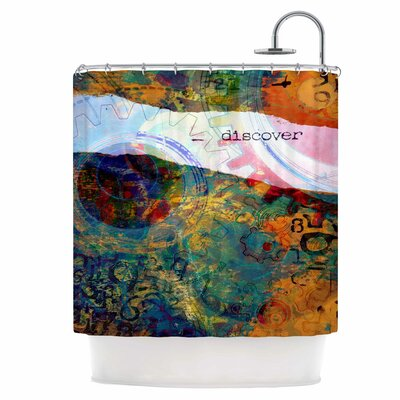 Discover Shower Curtain