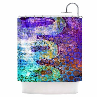 Arcane Shower Curtain