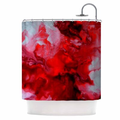 Simmer Shower Curtain