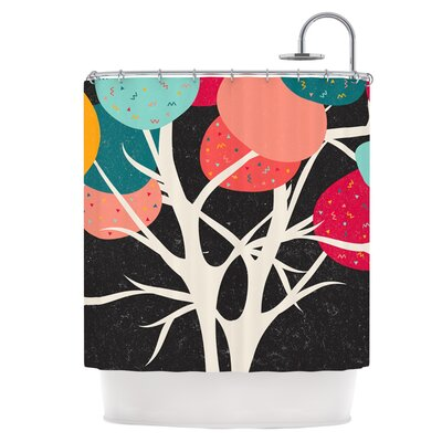 Lovely Tree Shower Curtain