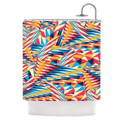 Painting Life Shower Curtain