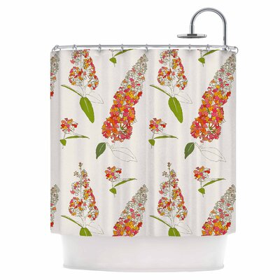 Barika Belva Shower Curtain