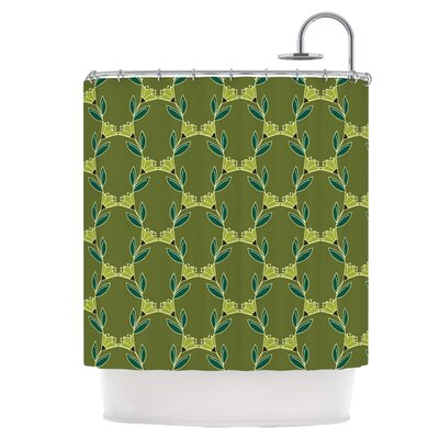 Flora Vine Shower Curtain