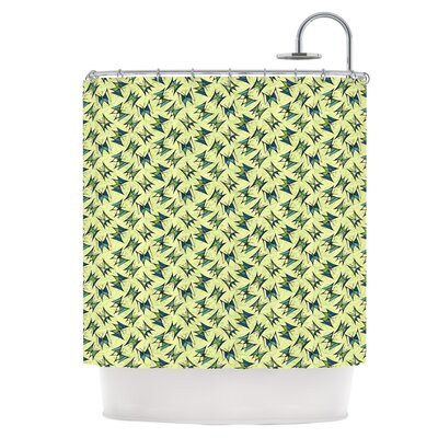 Flutterby Shower Curtain
