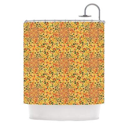 Swept Away II Shower Curtain