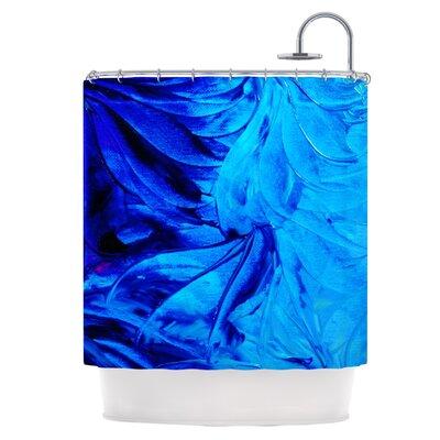 Petal Pinwheels Shower Curtain