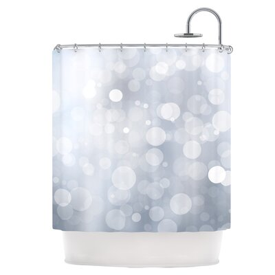Glass Shower Curtain