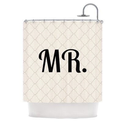 MR Shower Curtain