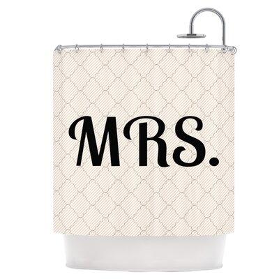 MRS Shower Curtain