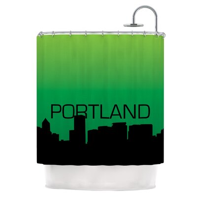 Portland Shower Curtain