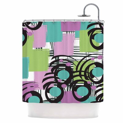 Solfege Shower Curtain
