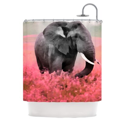 Ele-Phant Shower Curtain