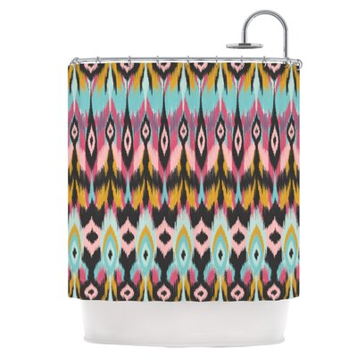 Bohotribal Shower Curtain