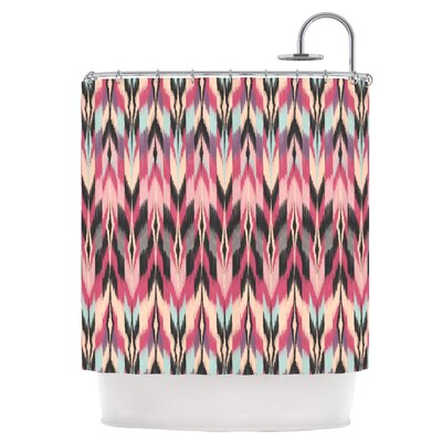 Dreamhaze Tribal Shower Curtain