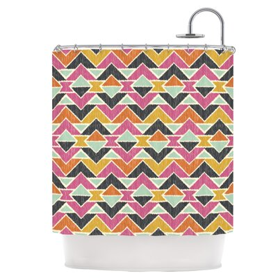 Sequoyah Arrows Shower Curtain