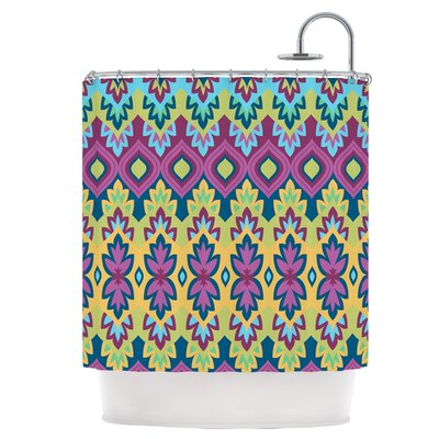Boho Chic Shower Curtain