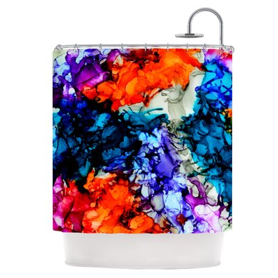 Evanescence Shower Curtain