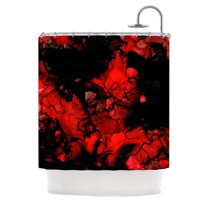 Vesuvius Shower Curtain