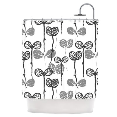 Seedlings of Change Shower Curtain