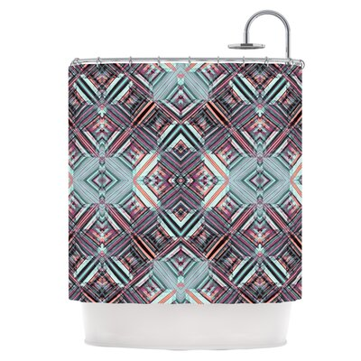 Caledoscope Shower Curtain