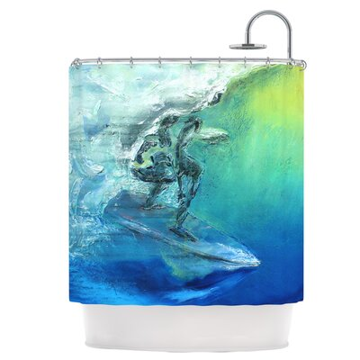 September High Shower Curtain