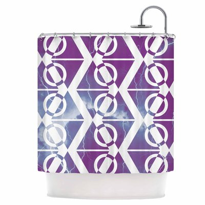 Mana Storm Shower Curtain