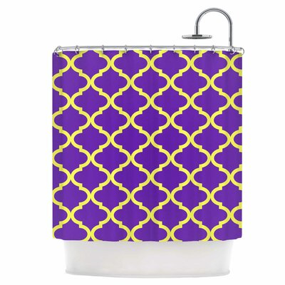 Culture Shock Shower Curtain