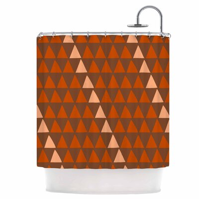 Overload Autumn Shower Curtain