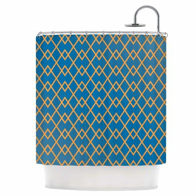 Down by The Beach Shower Curtain