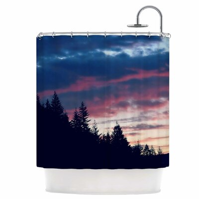 Go on Adventures Shower Curtain