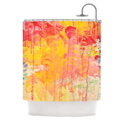 Sun Showers Shower Curtain HACO7054 33761084