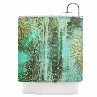 Land Shower Curtain