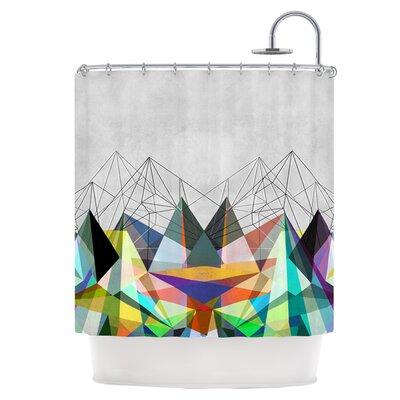 Colorflash 3X Shower Curtain
