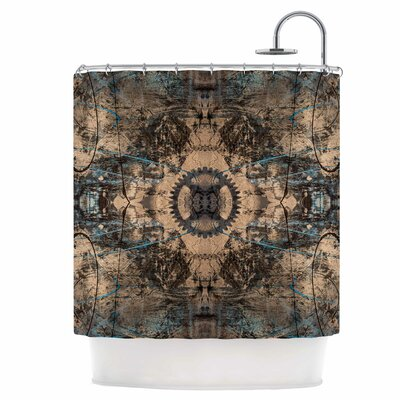 Zion 1178 Shower Curtain