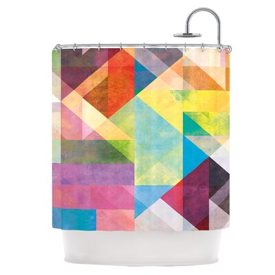 Color Shower Curtain