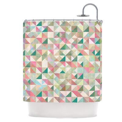 Graphic Shower Curtain