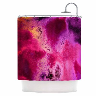 Rosewater Sun Shower Curtain