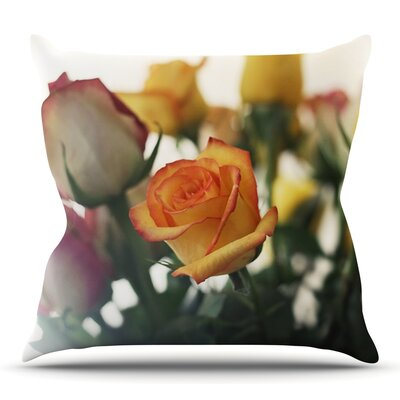 Sweet Reminder by Beth Engel Outdoor Throw Pillow